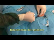 Embedded thumbnail for CICC tunnellizzato 3Fr Alfamed in bambino